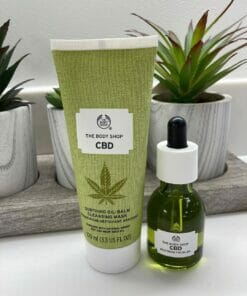 CBD Soothing Oil-Balm