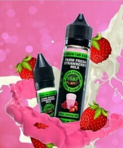 CBD E Liquid 2000mg