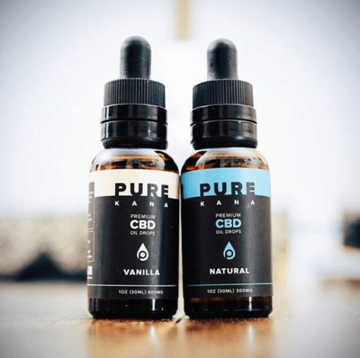 Buy PureKana Natural CBD Oil