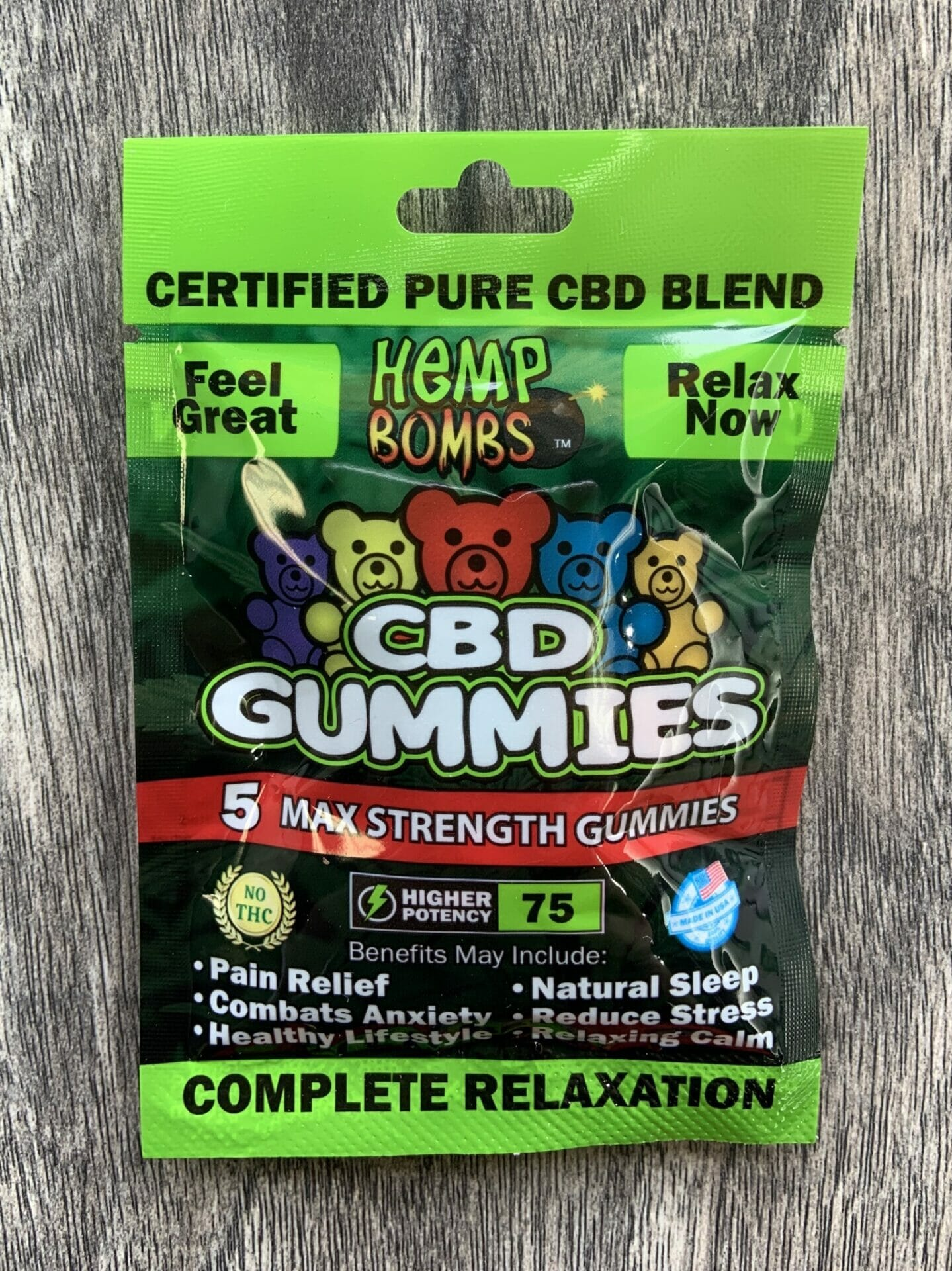 Buy Hemp Bombs Gummies